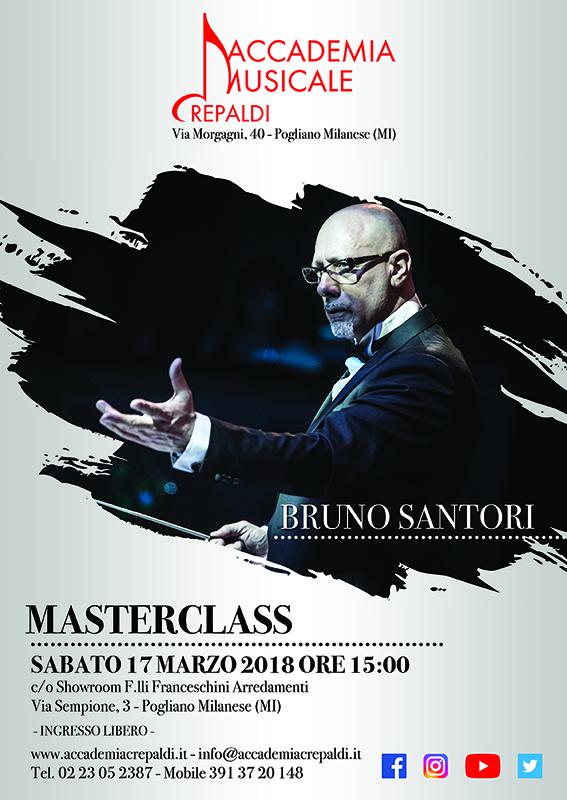 Bruno Santori - Accademia Musicale Crepaldi