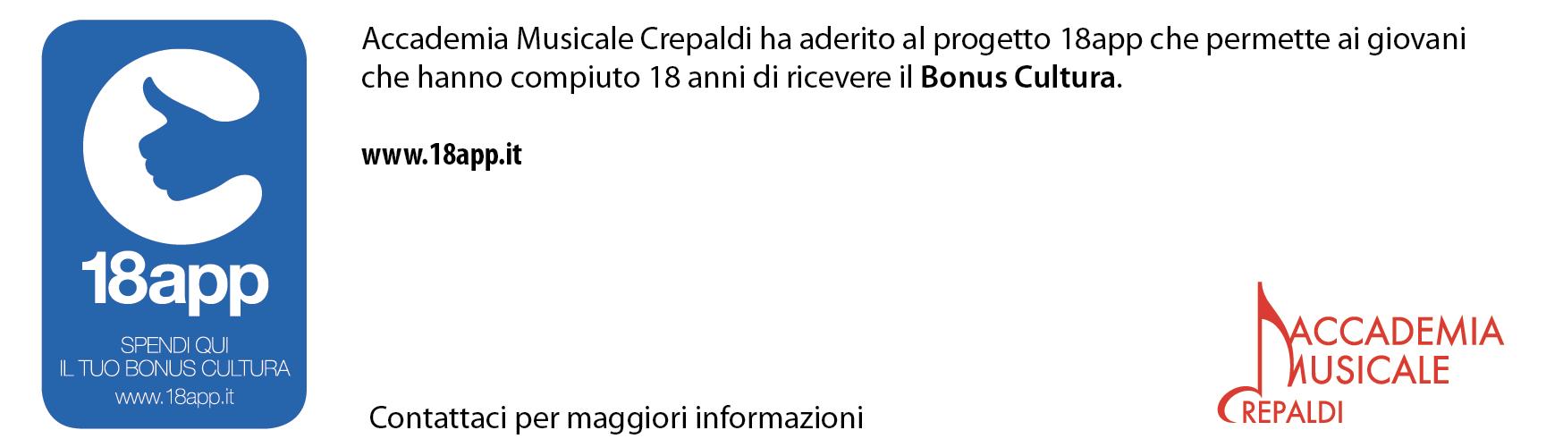 Accademia Musicale Crepaldi - 18app