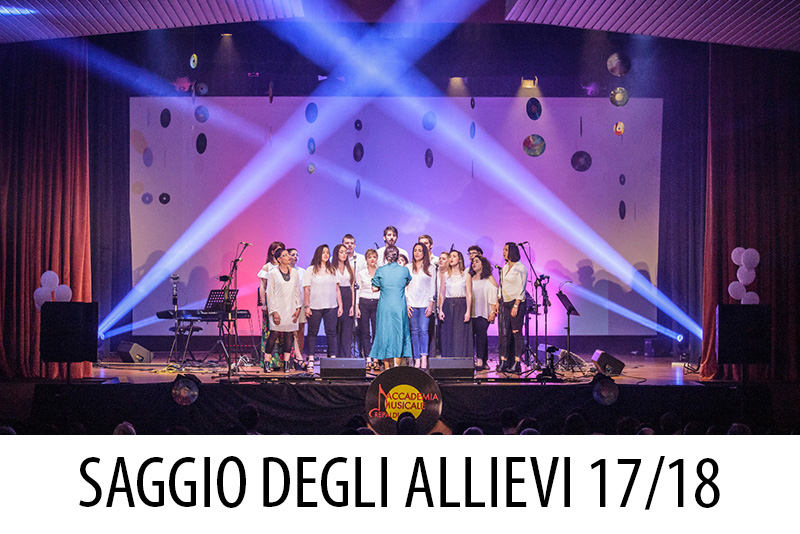 Accademia Musicale Crepaldi - Saggio degli allievi 17/18