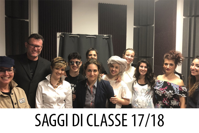 Accademia Musicale Crepaldi - Saggi di classe 17/18