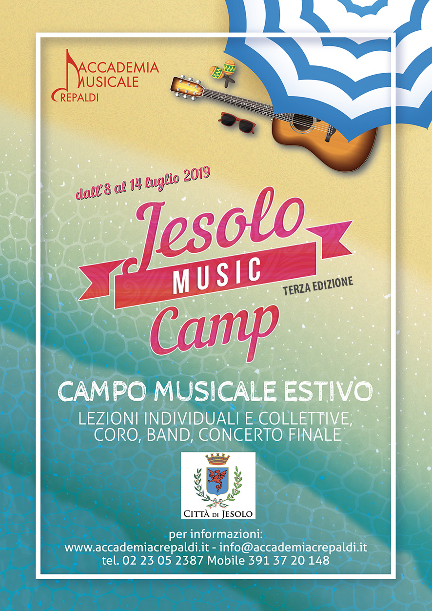 Jesolo Music Camp 2019