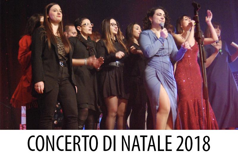 Concerto di Natale 2018, il Natale dei Sensi