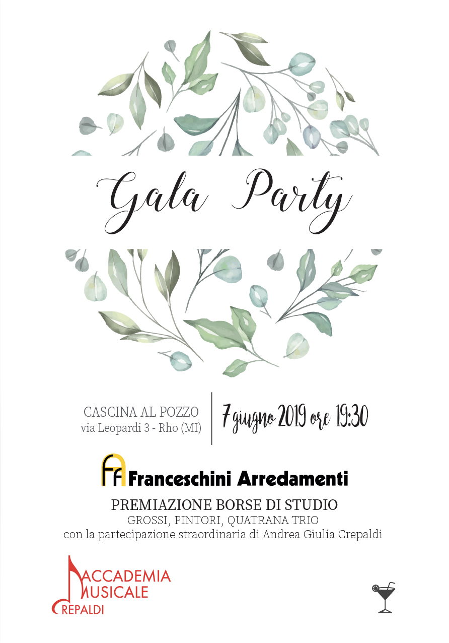 Gala Party 2019