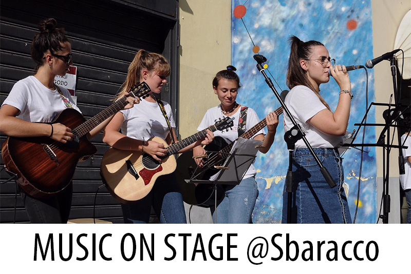 Music On Stage @Sbaracco Rho (MI)