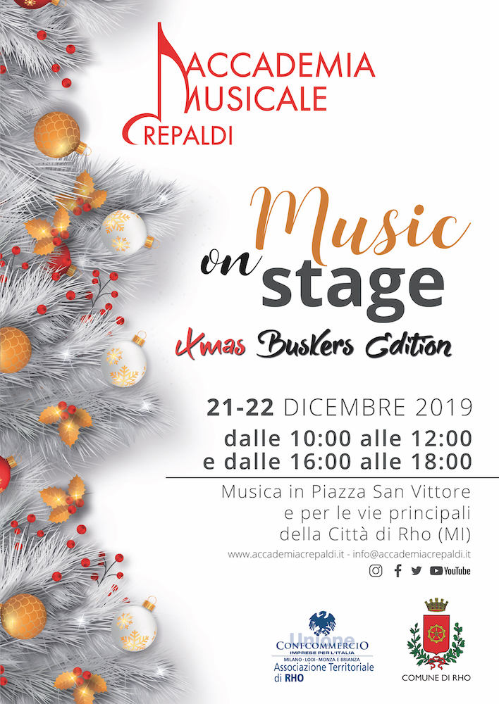 Music On Stage Xmas Edition 2019