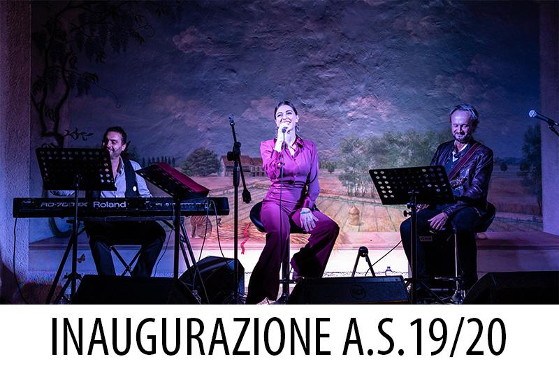 Simona Molinari e Luca Colombo inaugurano l'anno scolastico di Accademia Musicale Crepaldi