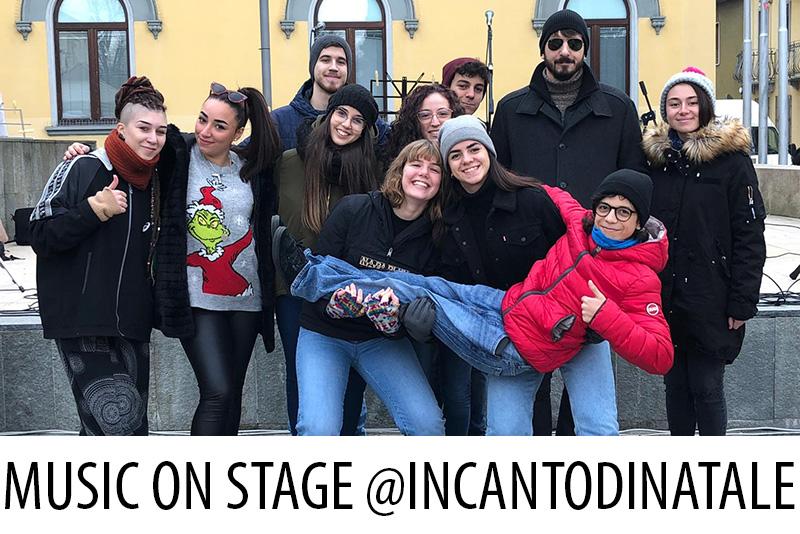 Music on Stage @IncantodiNatale