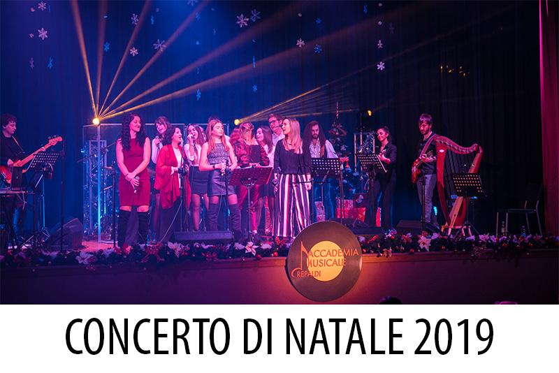 Le leggende del Natale, Concerto di Natale 2019 - Accademia Musicale Crepaldi