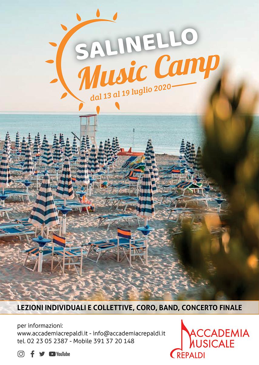 Salinello Music Camp 2020