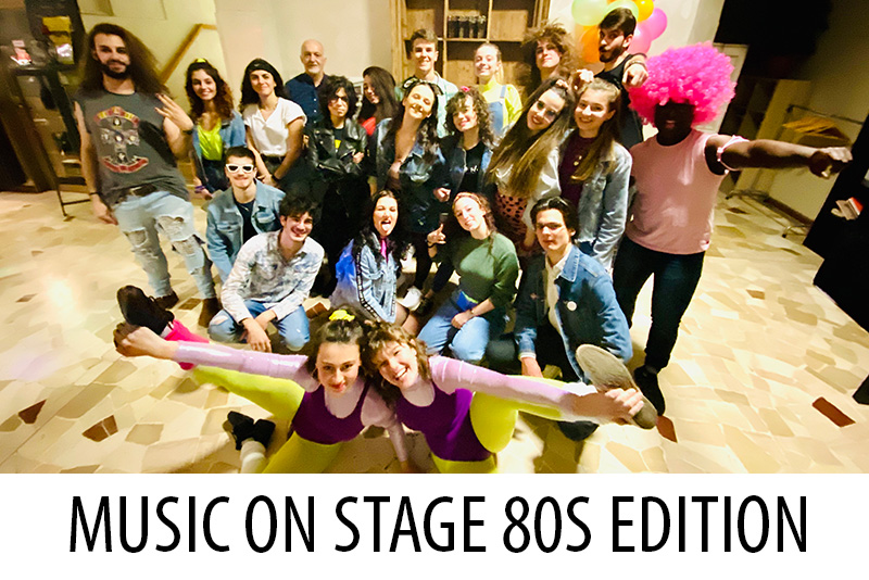 Accademia Musicale Crepaldi - Music On Stage 80s Edition