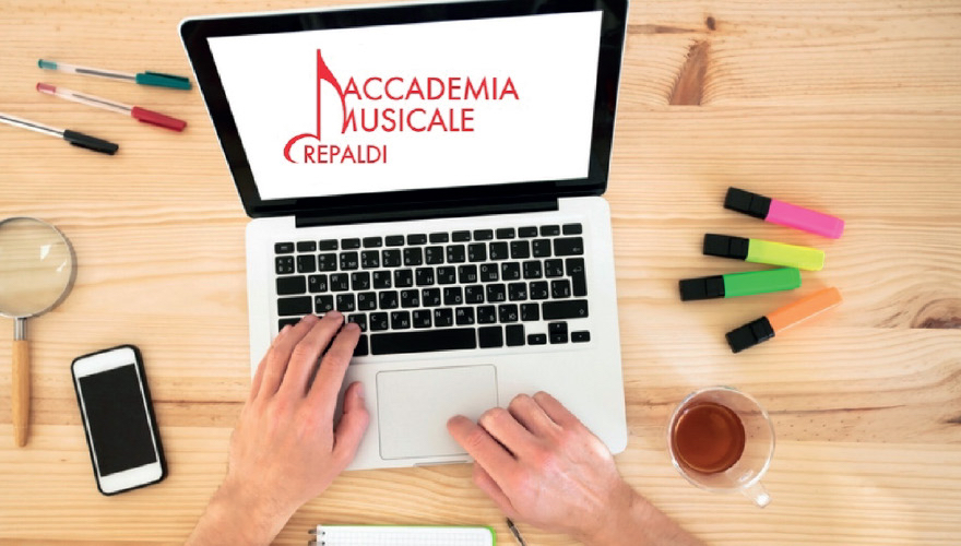 Accademia Musicale Crepaldi - Corsi online