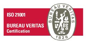 Accademia Musicale Crepaldi - UNI ISO 21001 Bureau Veritas