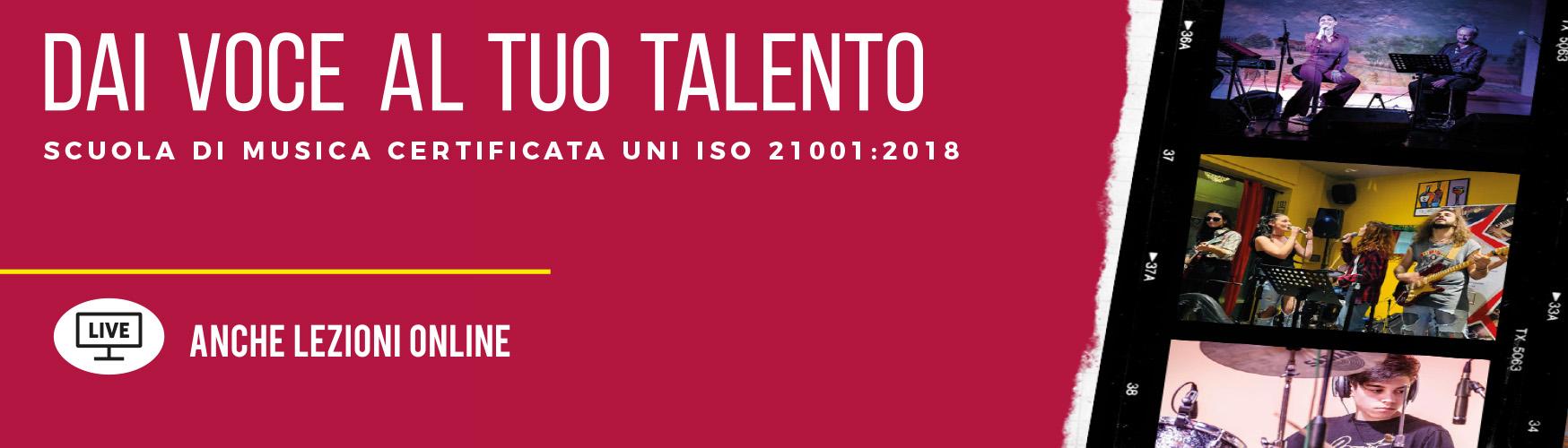 Accademia Musicale Crepaldi - Iscrizioni a.s. 20/21